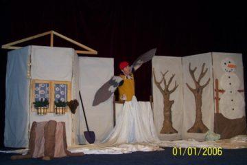 Divadelní scéna, Divadlo KAPSA