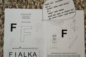 Písmeno F